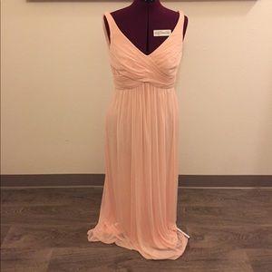 Beautiful sz10 David's Bridal Bellini dress